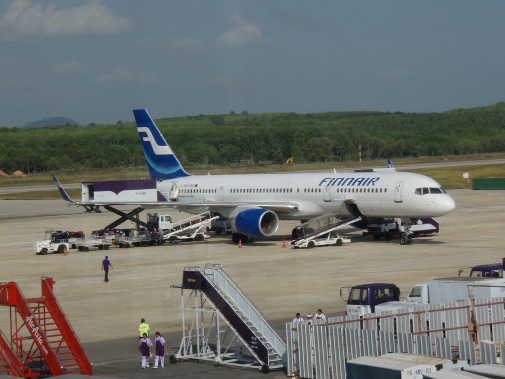 đặt vé máy bay đi Krabi