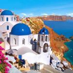 Vé máy bay đi Santorini giá rẻ 400 USD