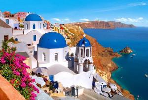 bán vé máy bay đi Santorini