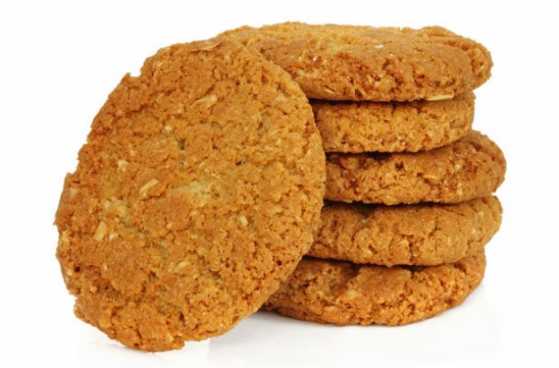 bánh anzac biscuit