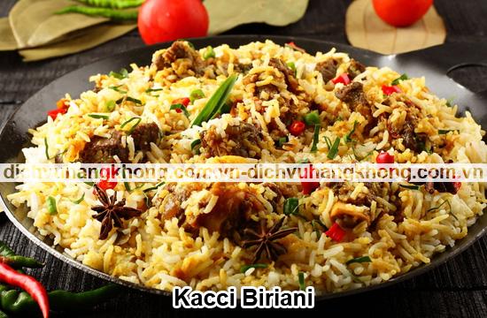Kacci-Biriani