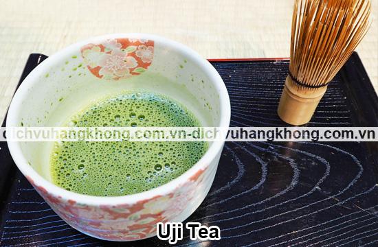 Uji-tea