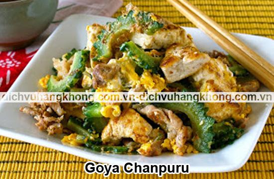 Goya-Chanpuru