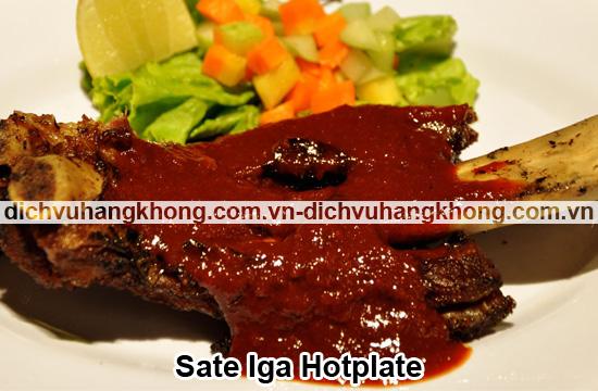 Sate-Iga-Hotplate