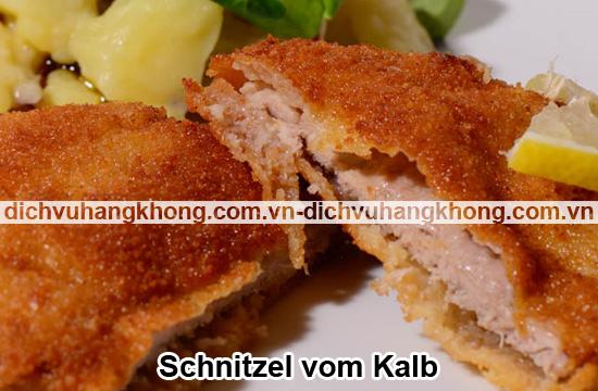 Schnitzel-vom-Kalb