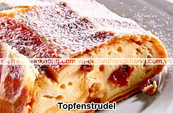 Topfenstrudel