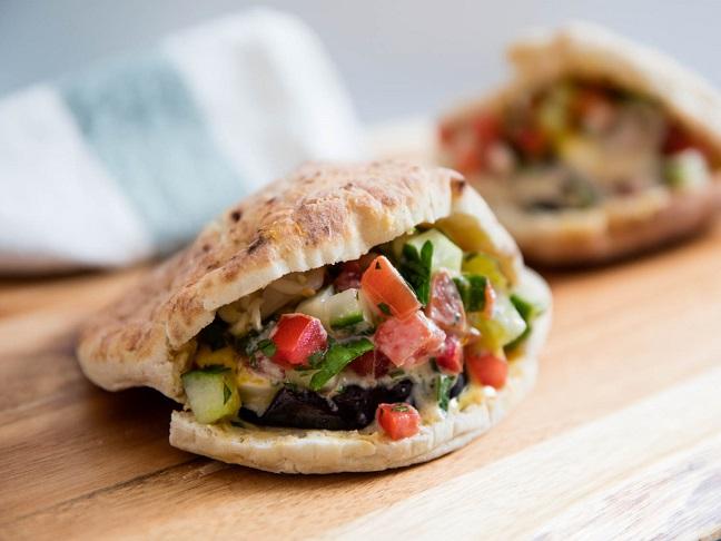 thưởng thức ẩm thực israel
