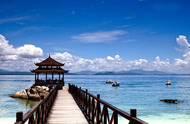 du lịch đảo hải nam trung quốc