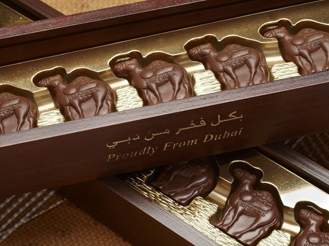 chocolate sữa lạc đà
