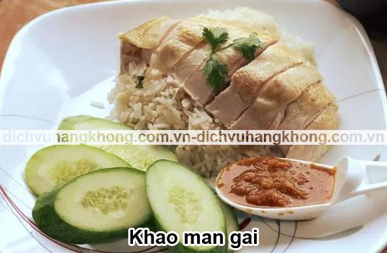 Khao-man-gai