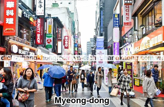 Myeong-dong