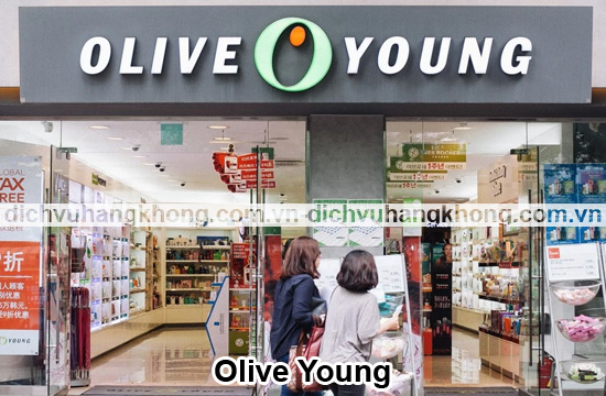 Olive-Young