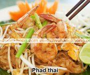 Phad-thai