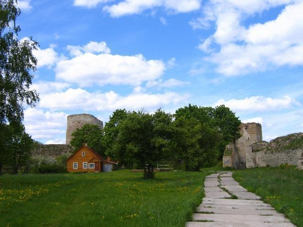 thị trấn Stary Izborsk