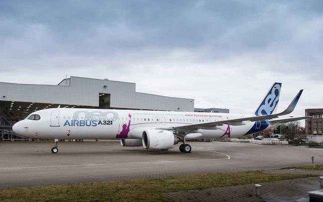 máy bay a321 neo