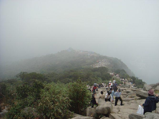 núi non yên tử