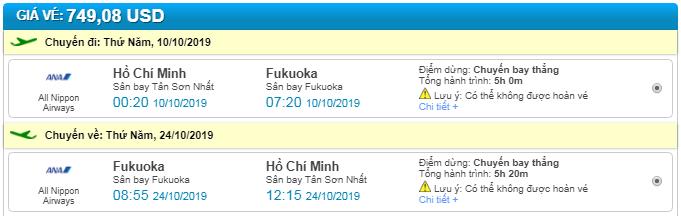 dat ve may bay di fukuoka