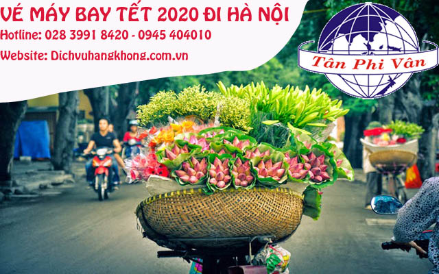 ve may bay tet 2020 di ha noi re