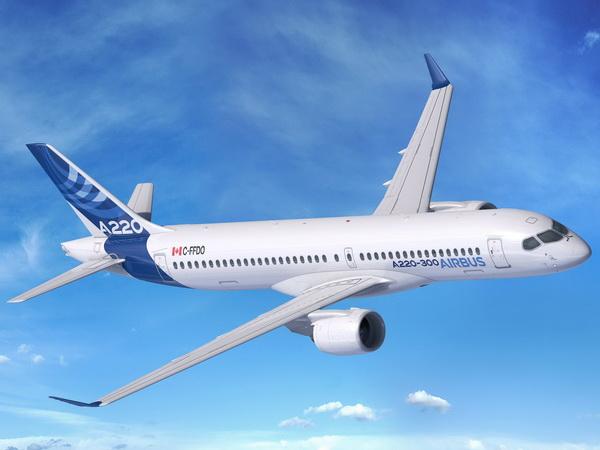 máy bay a220