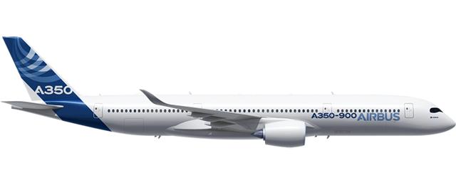 hãng máy bay emirates airbus a350