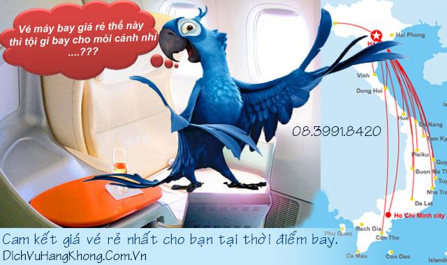 Phòng vé máy bay giá rẻ đường Nguyễn Văn Thủ