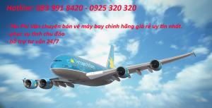 ve may bay tan phi van