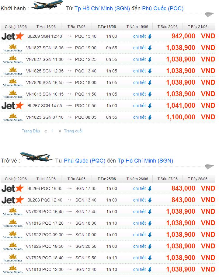 vé máy bay đi phú quốc