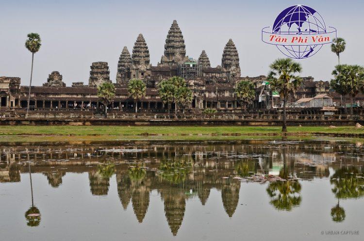 Angkor Wat Dịch Vụ Hàng Không
