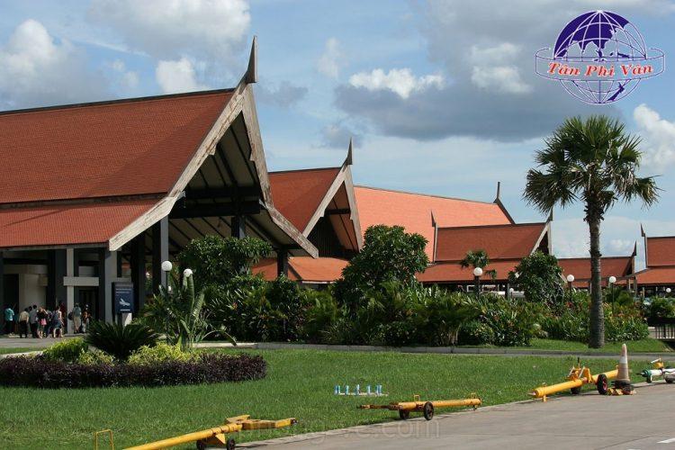 san bay Siem Reap Dịch Vụ Hàng Không