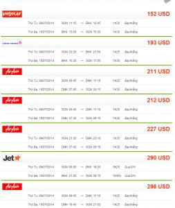 ve may bay di bangkok Dịch Vụ Hàng Không