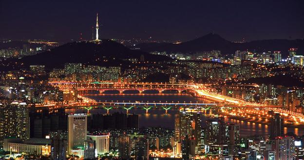 ve may bay di seoul
