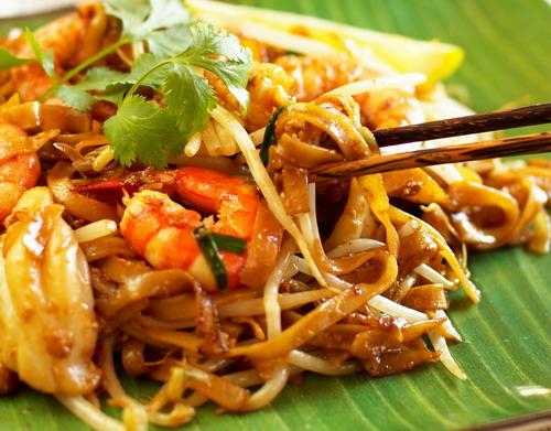 ẩm thực singapore ngon