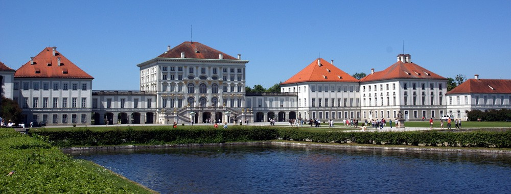 lâu đài nymphenburg