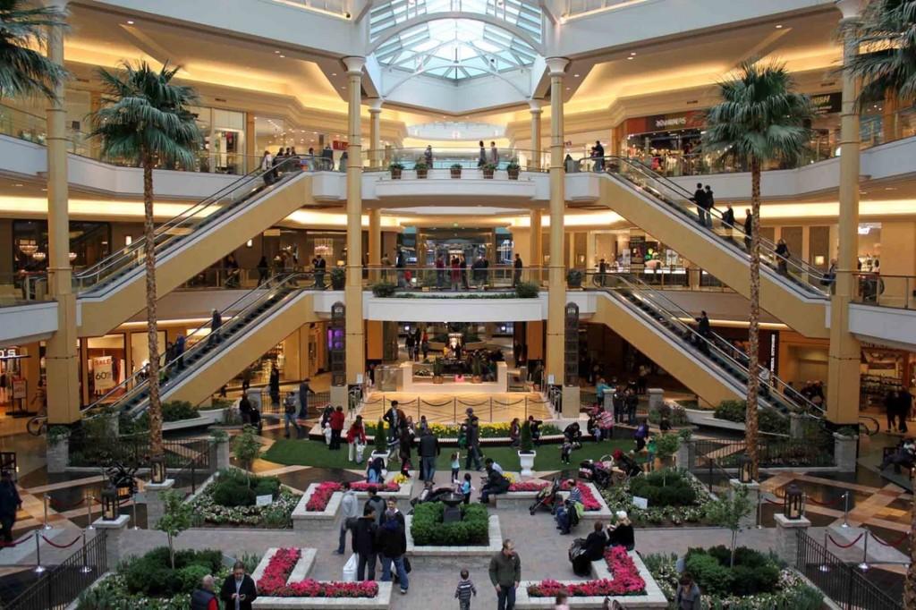 detroit shopping