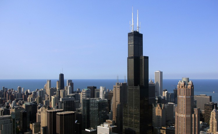 ve may bay gia re di chicago