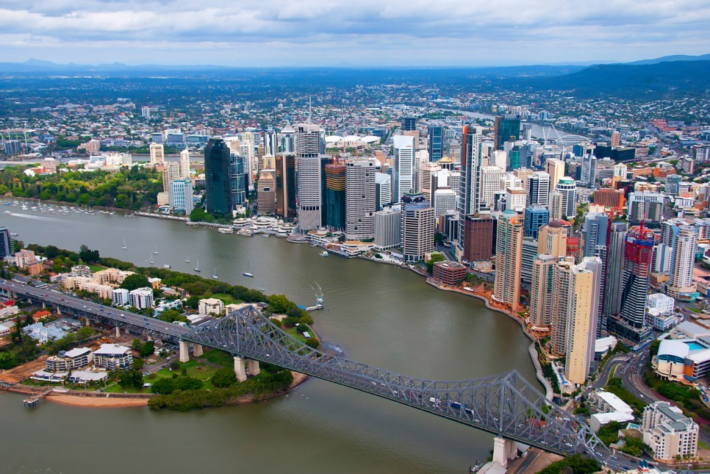dat ve may bay di brisbane