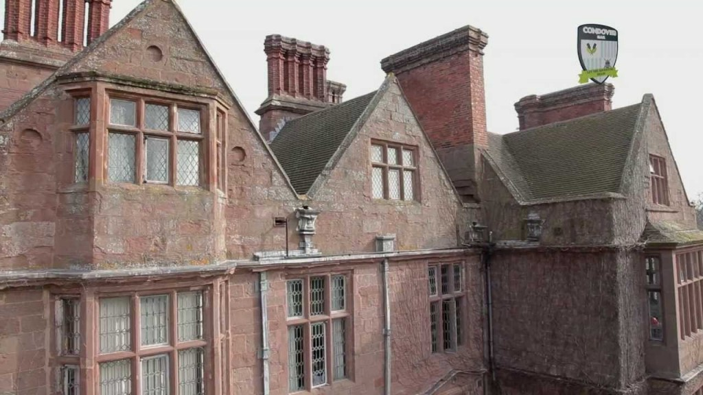 Condover Hall, Shrewsbury