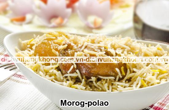 Morog-polao
