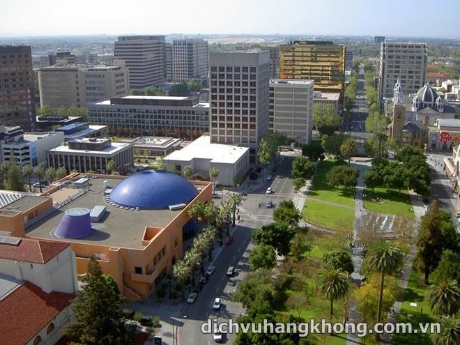 San Jose Dịch Vụ Hàng Không