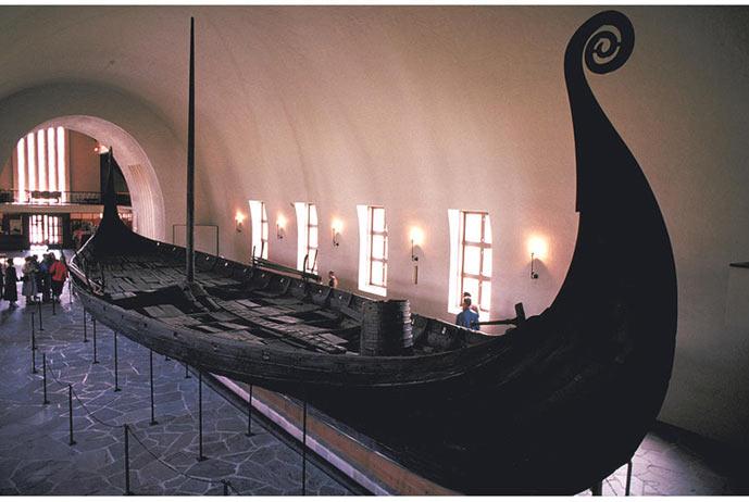 bảo tàng cướp biển Viking