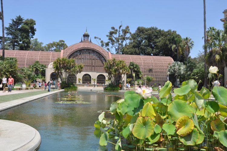 công viên balboa san diego