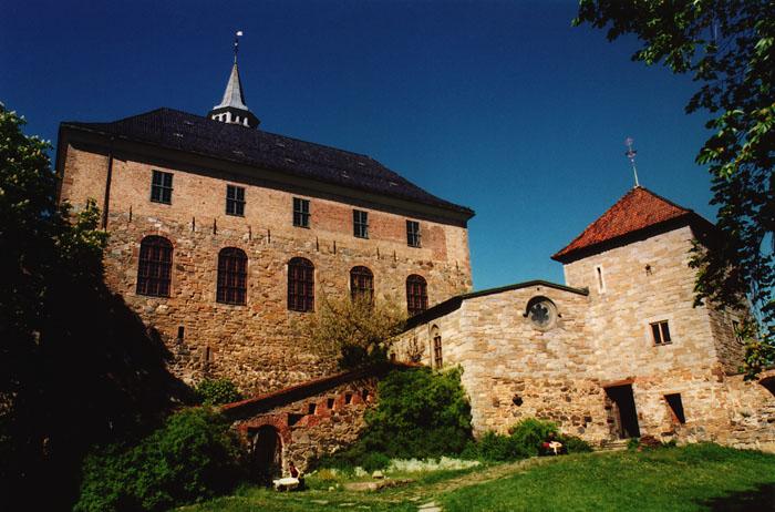 khám phá lâu đài Akershus