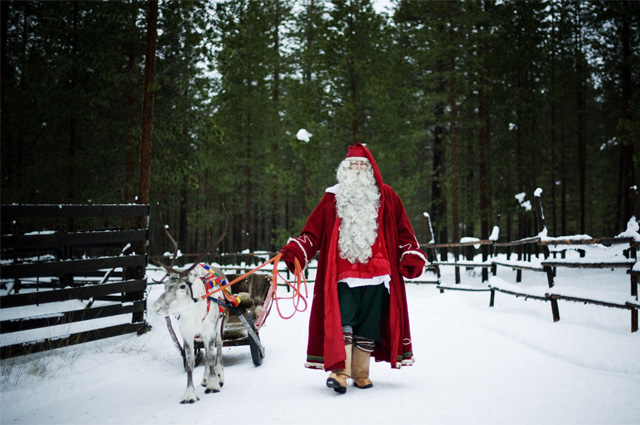 thanh pho Lapland Dịch Vụ Hàng Không