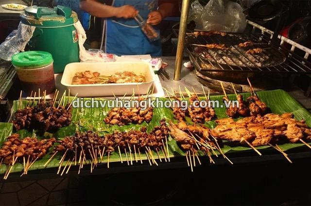 thit nuong thai lan Dịch Vụ Hàng Không