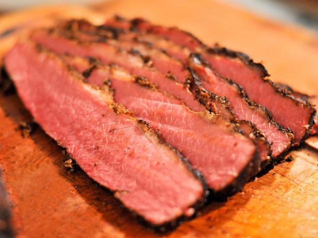 thịt xông khói montreal canada