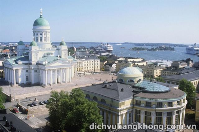thu do Helsinki Dịch Vụ Hàng Không