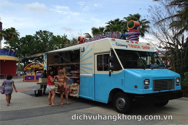 xe van chuyen do an Dịch Vụ Hàng Không