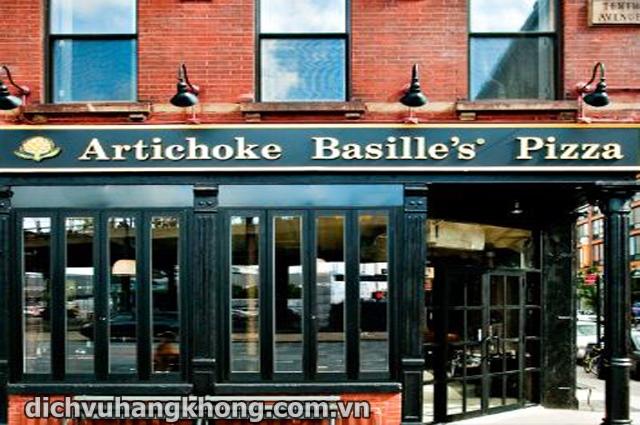 Artichoke Bastilles tai East Village Dịch Vụ Hàng Không