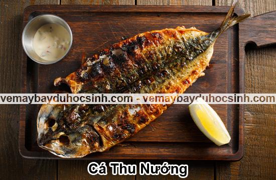 Ca-thu-nuong