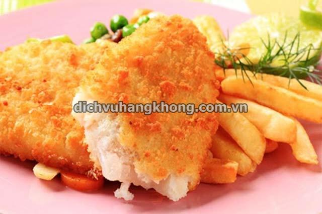 Fish And Chips Dịch Vụ Hàng Không